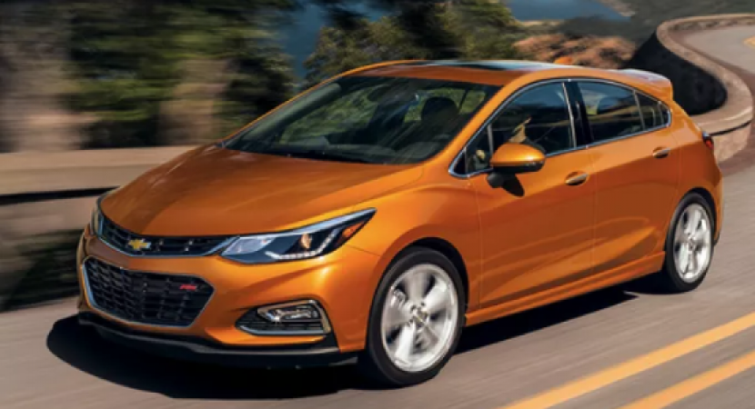 78 All New 2020 Chevrolet Cruze Interior