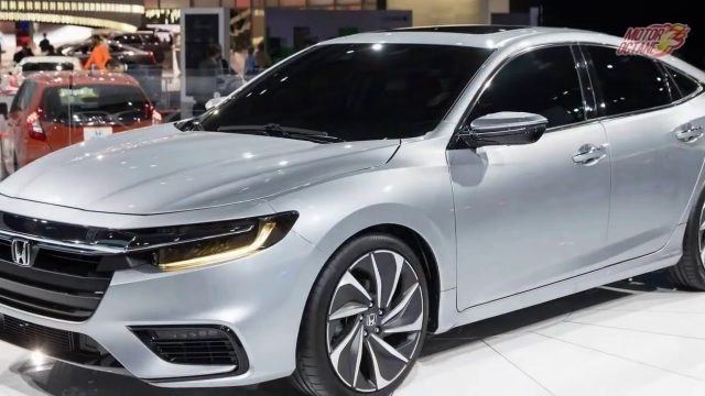 78 All New 2020 Honda City Engine