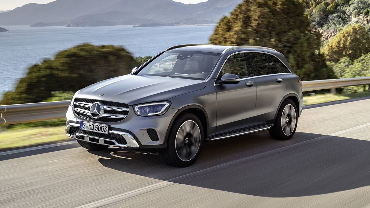 78 All New 2020 Mercedes Glc History