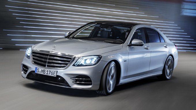 78 All New 2020 Mercedes S Class Concept