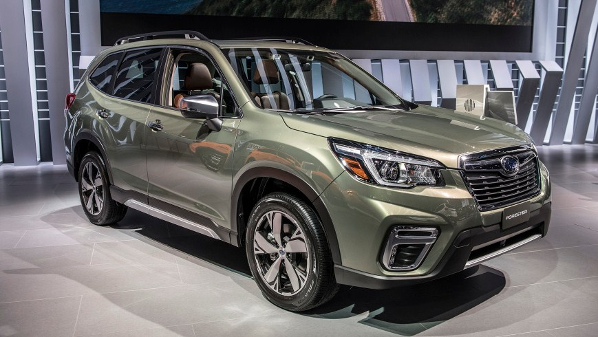 78 All New 2020 Subaru Forester Redesign and Concept