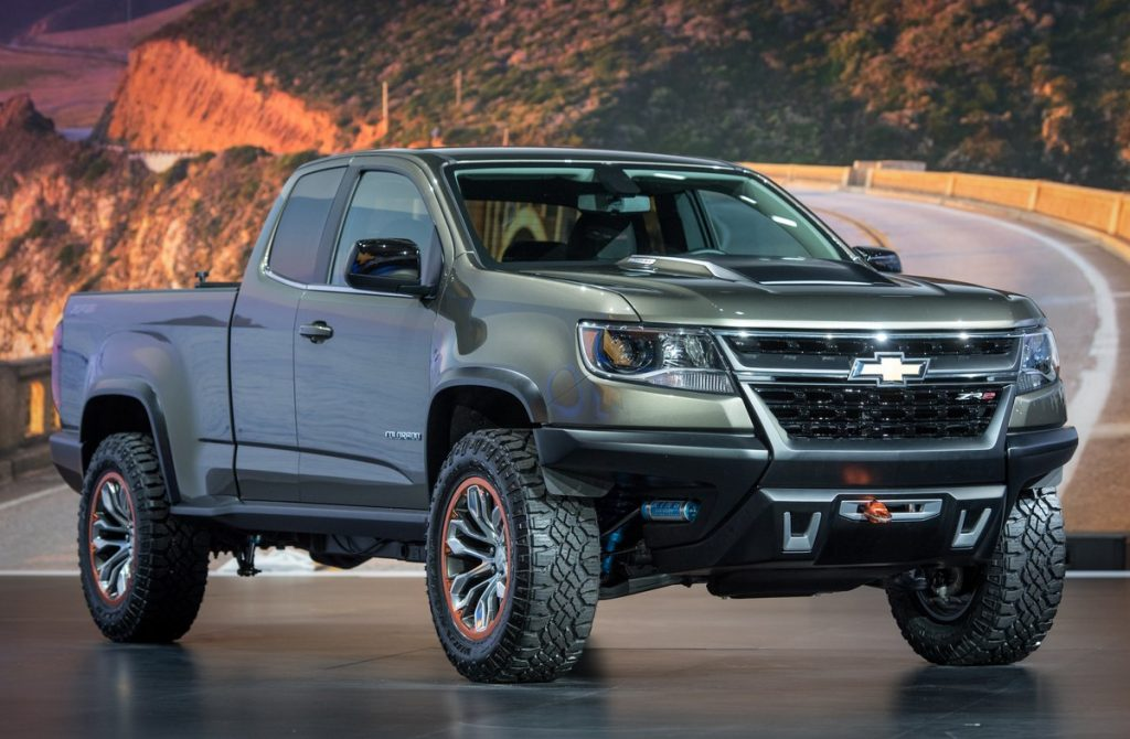 78 Best 2020 Chevrolet Colorado Z72 Concept
