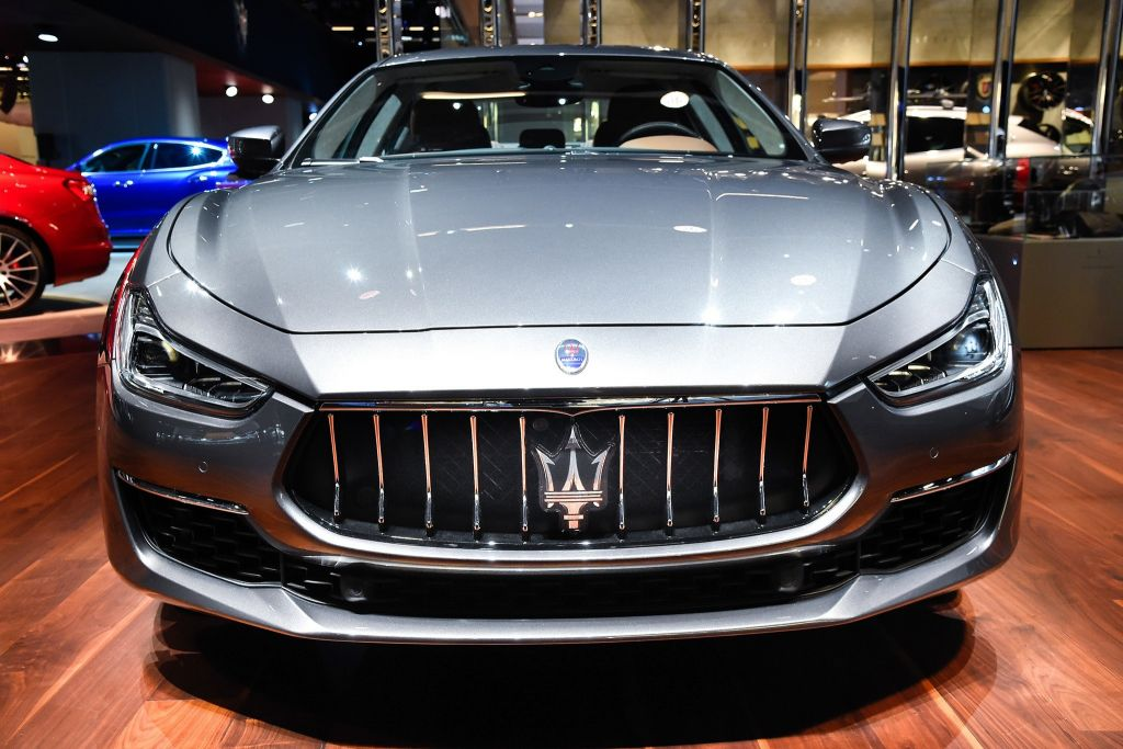 78 Best 2020 Maserati Quattroportes Wallpaper