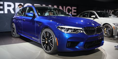 78 New 2019 BMW M5 Xdrive Awd Exterior and Interior
