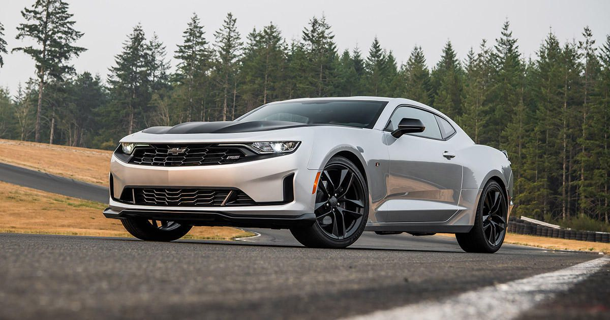 78 New 2019 Chevy Camaro New Concept