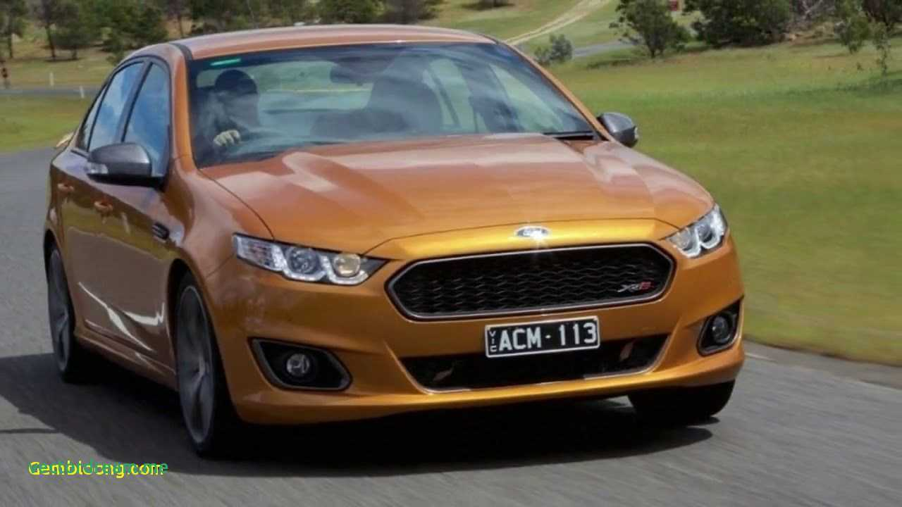 78 New 2019 Ford Falcon Xr8 Gt New Concept