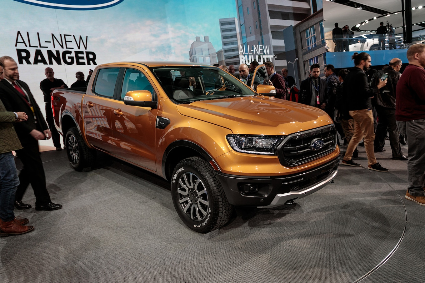 78 New 2019 Ford Ranger Usa Review and Release date