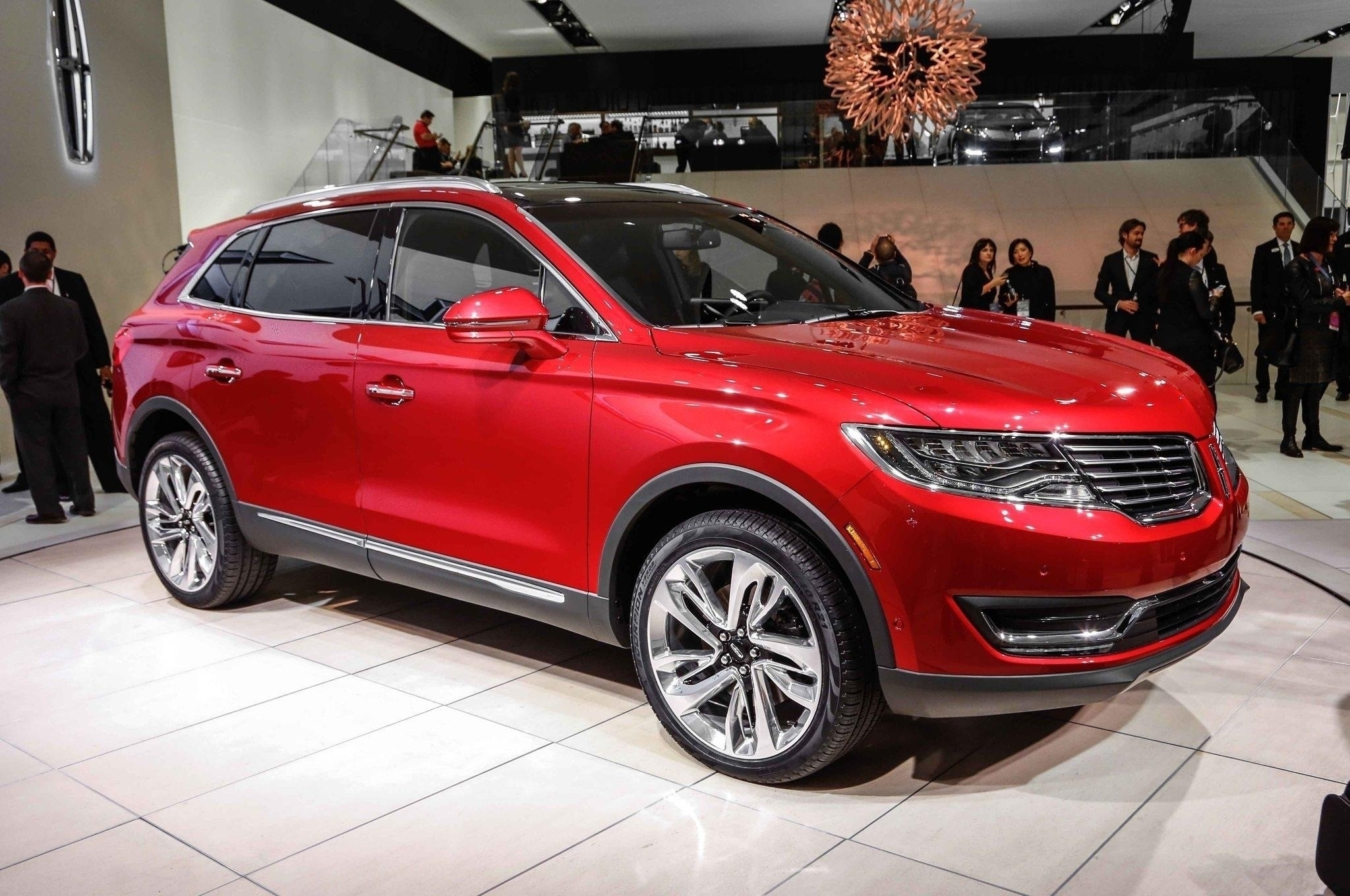 78 New 2019 Lincoln Mkx At Beijing Motor Show Speed Test