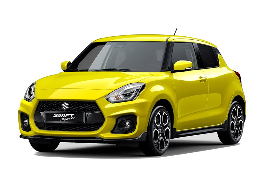 78 New 2019 New Suzuki Swift Sport Photos