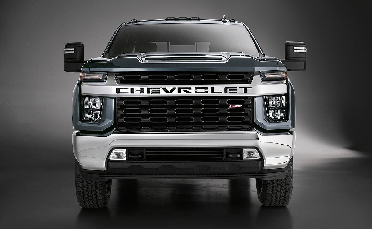 78 New 2020 Chevy Silverado Images