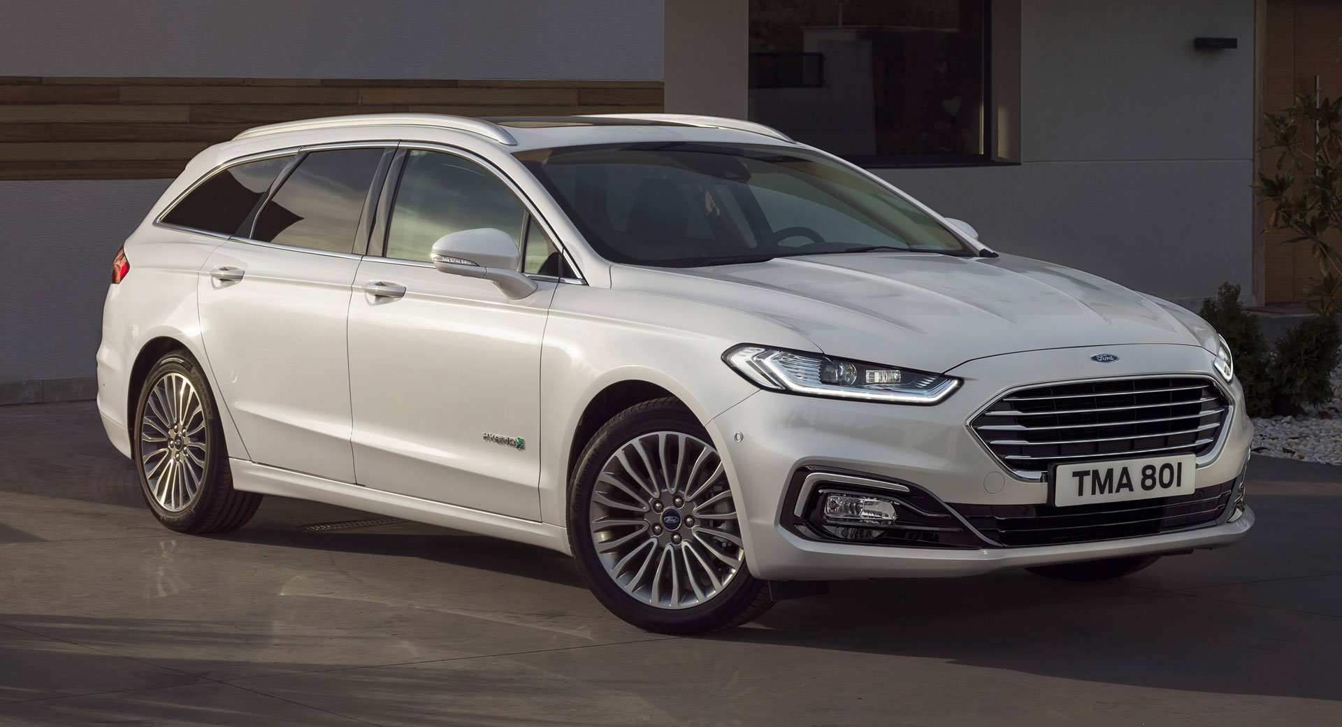 78 New 2020 Ford Mondeo Vignale Redesign and Concept