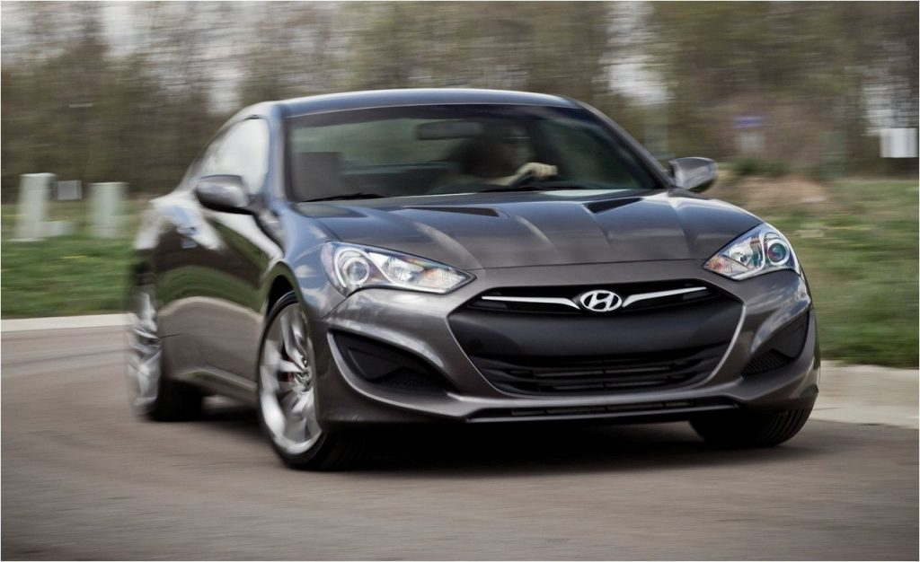 78 New 2020 Hyundai Genesis Coupe V8 Redesign and Concept