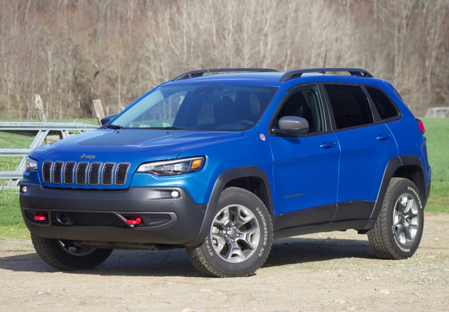 78 The 2019 Jeep Trail Hawk Research New