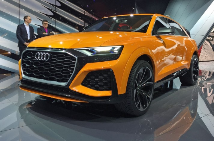 78 The 2020 Audi Q8 New Review