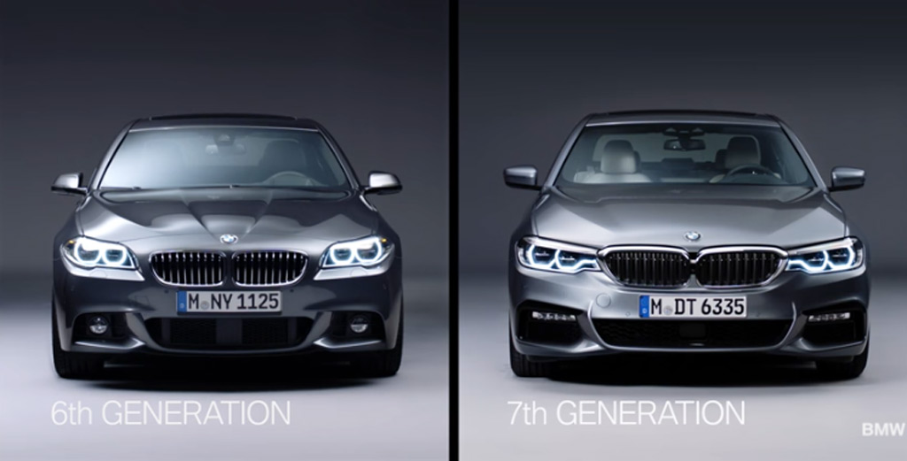 78 The 2020 BMW 5 Series Performance