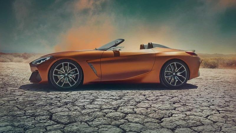 78 The 2020 BMW Z4 Performance