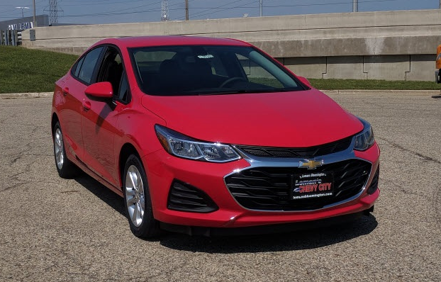 78 The 2020 Chevrolet Cruze Release