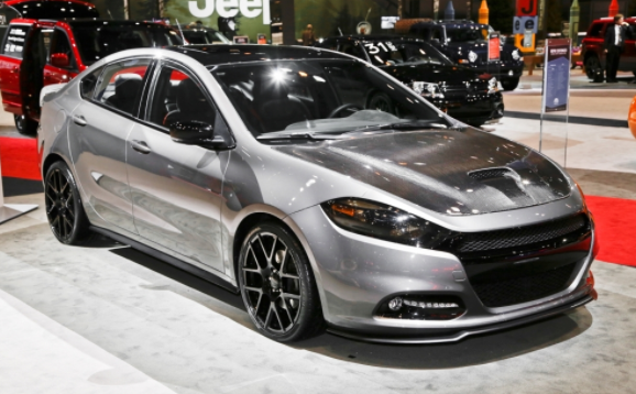 78 The 2020 Dodge Dart Exterior and Interior