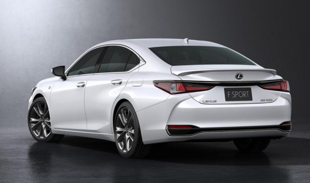 78 The 2020 Lexus ES 350 Price and Release date