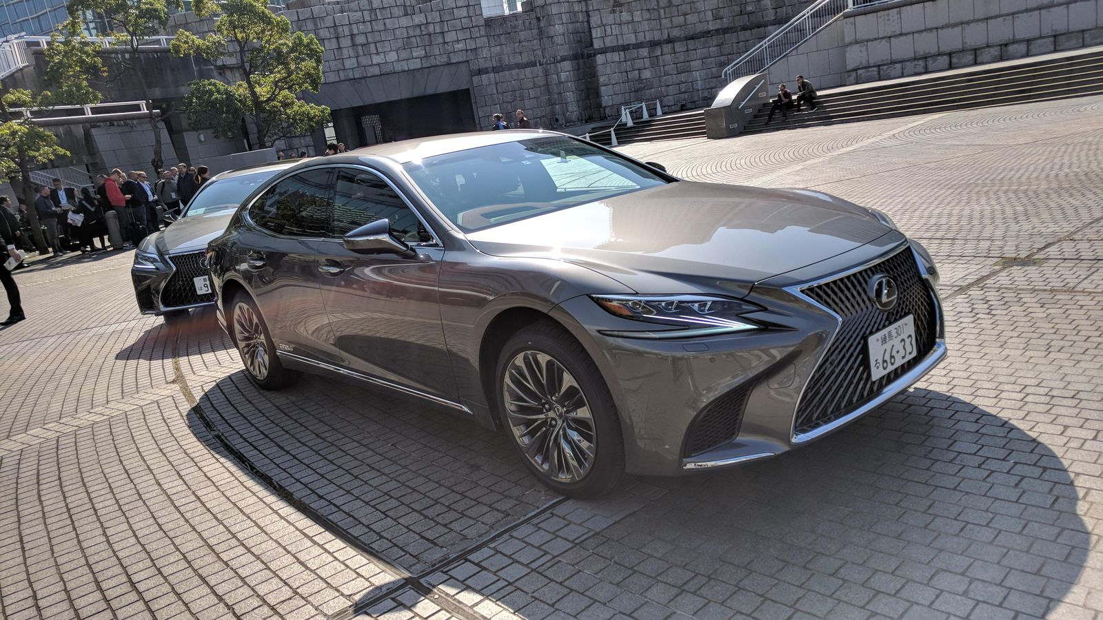 78 The 2020 Lexus LSs Release