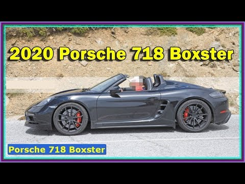 78 The 2020 Porsche 718 Concept and Review