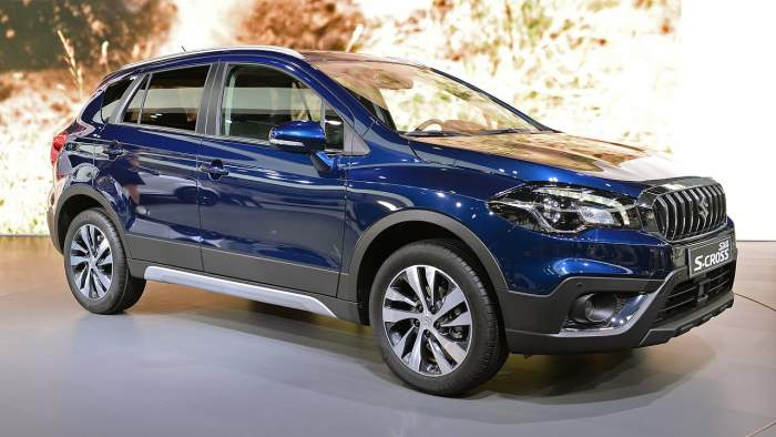 78 The 2020 Suzuki Sx4 Ratings