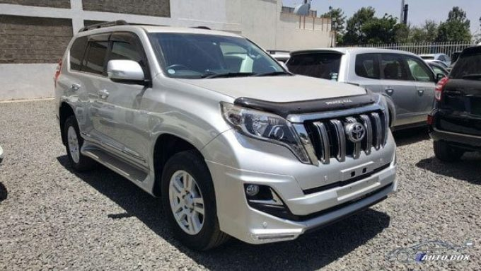 78 The 2020 Toyota Prado Wallpaper