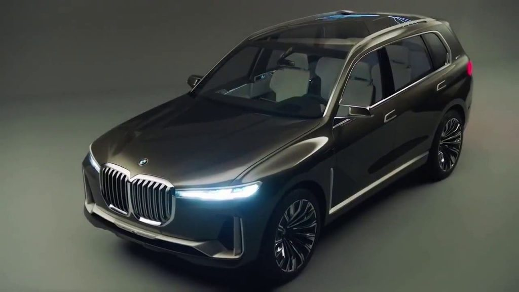 78 The Best 2019 BMW X7 Suv Series Price and Release date