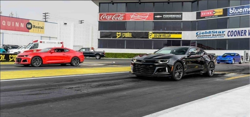 78 The Best 2019 Chevy Camaro Competition Arrival New Model and Performance