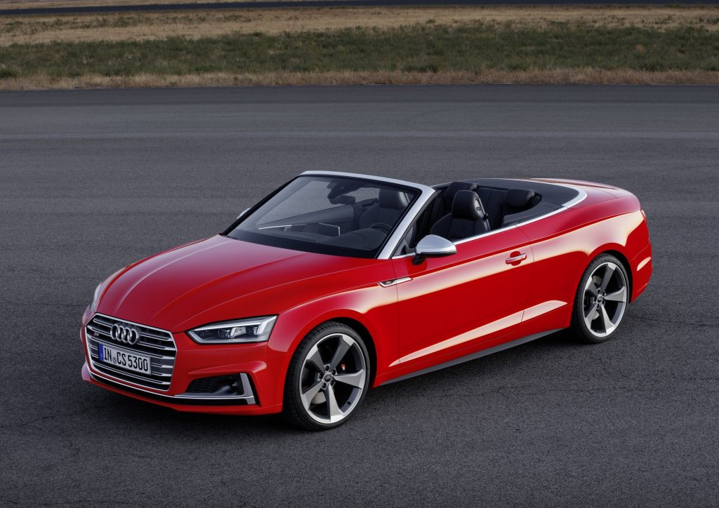 78 The Best 2020 Audi S5 Cabriolet Picture