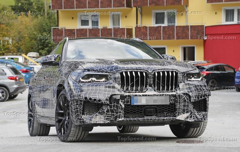 78 The Best 2020 BMW X6 Release Date and Concept