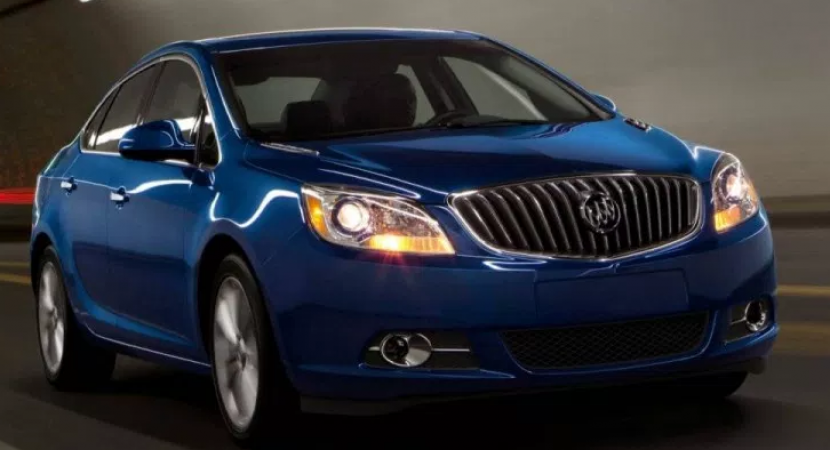 78 The Best 2020 Buick Verano First Drive
