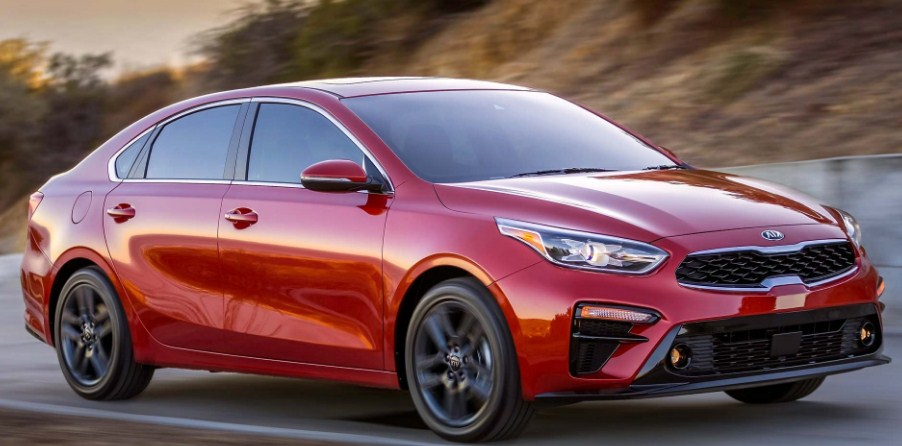 78 The Best 2020 Kia Cadenza Spy Shoot