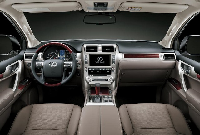 78 The Best 2020 Lexus GX 460 Spesification