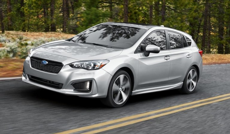 78 The Best 2020 Subaru Impreza Spy Shoot