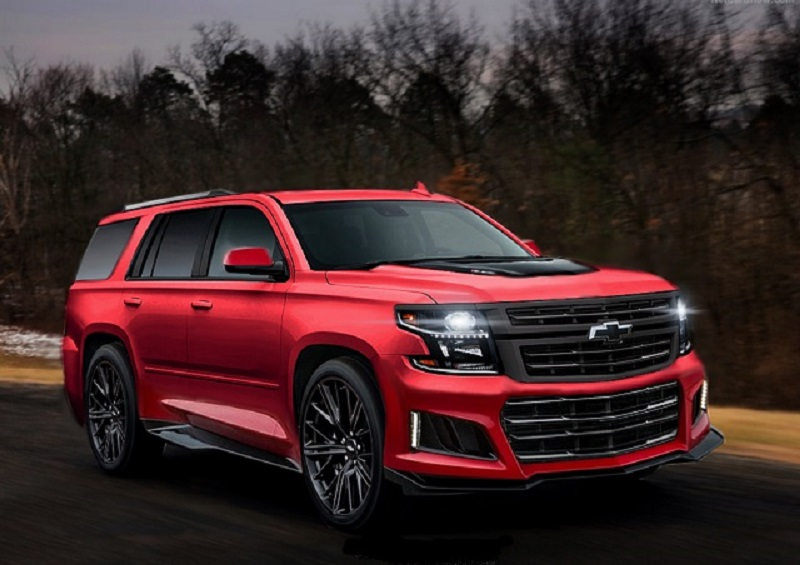 79 A 2020 Chevy Tahoe Redesign and Review