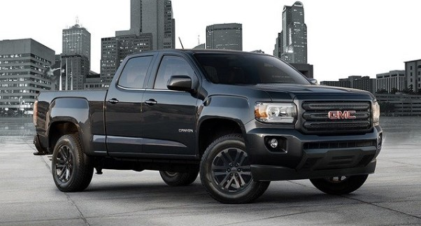 79 A 2020 GMC Canyon First Drive