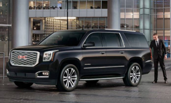 79 A 2020 GMC Yukon Denali Xl First Drive