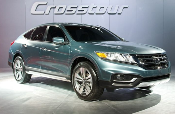 79 A 2020 Honda Crosstour Pricing