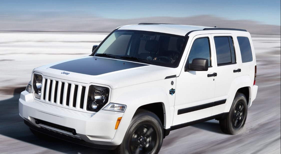 79 A 2020 Jeep Liberty Redesign