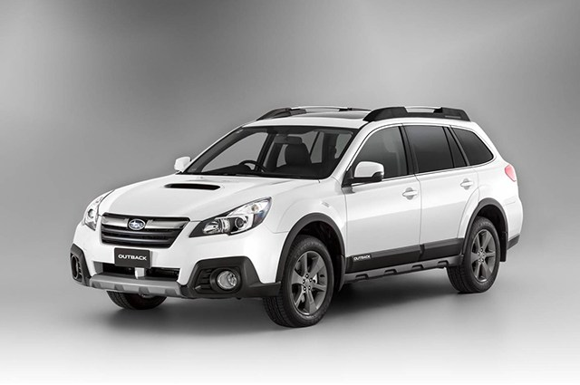 79 A 2020 Subaru Outback Turbo Hybrid Concept and Review
