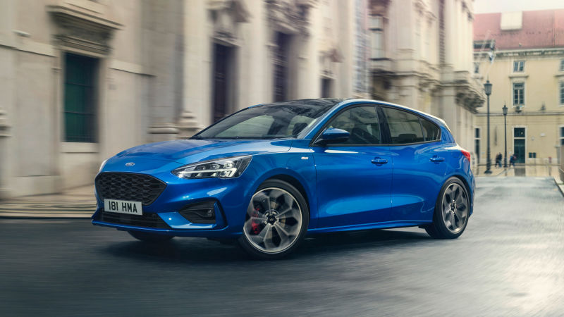 79 All New 2019 Ford Focus Spy Shoot