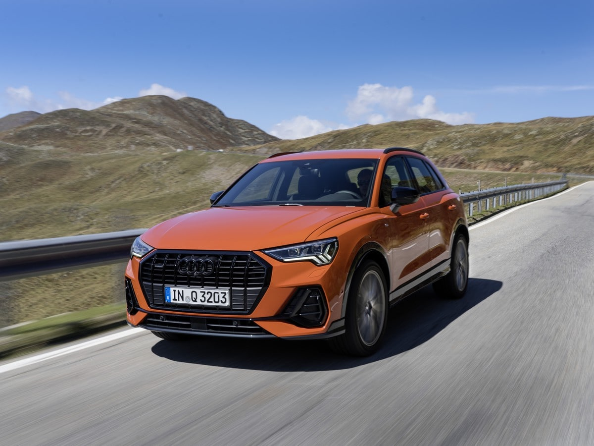 79 All New 2020 Audi Q3 Usa Interior