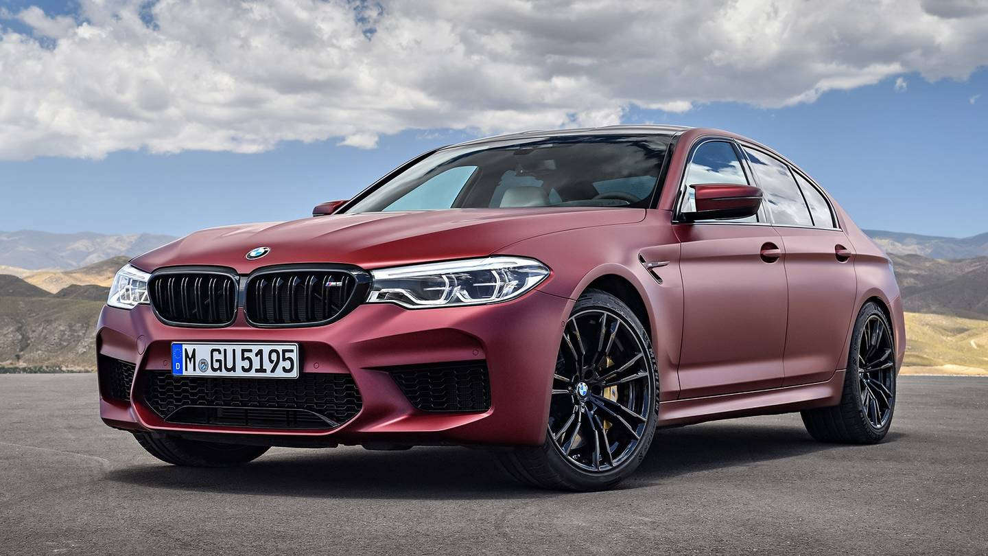 79 All New 2020 BMW M5 Xdrive Awd Price and Review