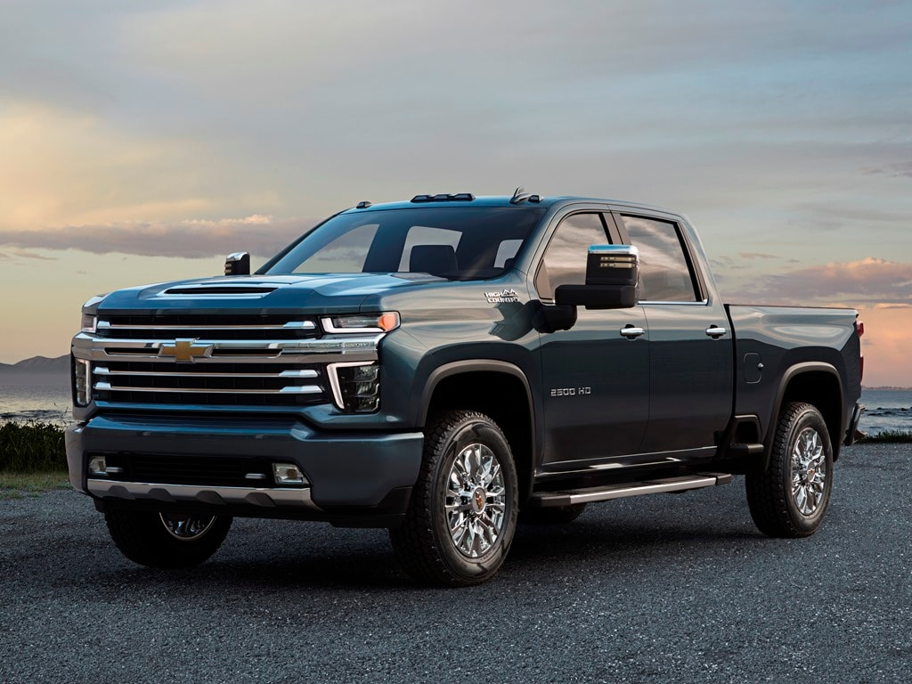 79 All New 2020 Chevy Silverado 1500 2500 New Review