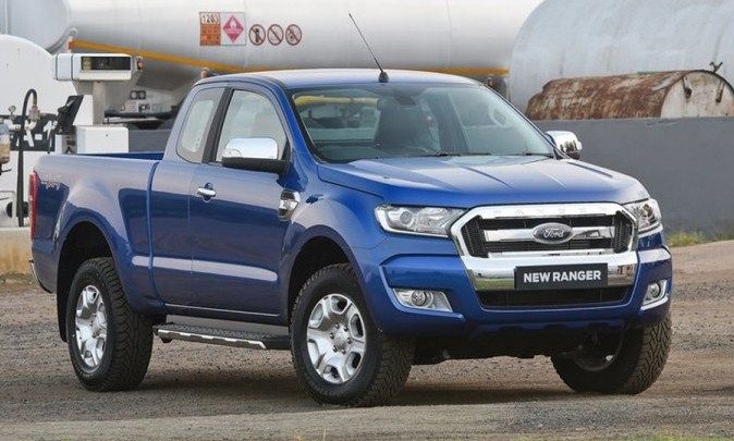 79 All New 2020 Ford Ranger Redesign