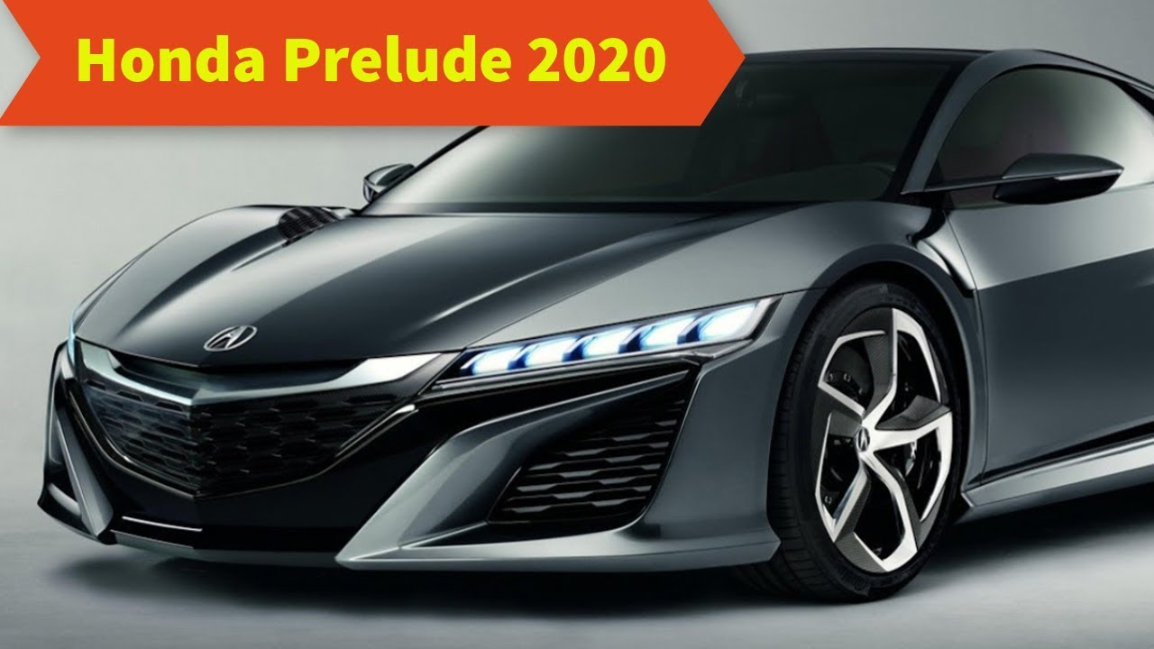 79 All New 2020 Honda Prelude Redesign