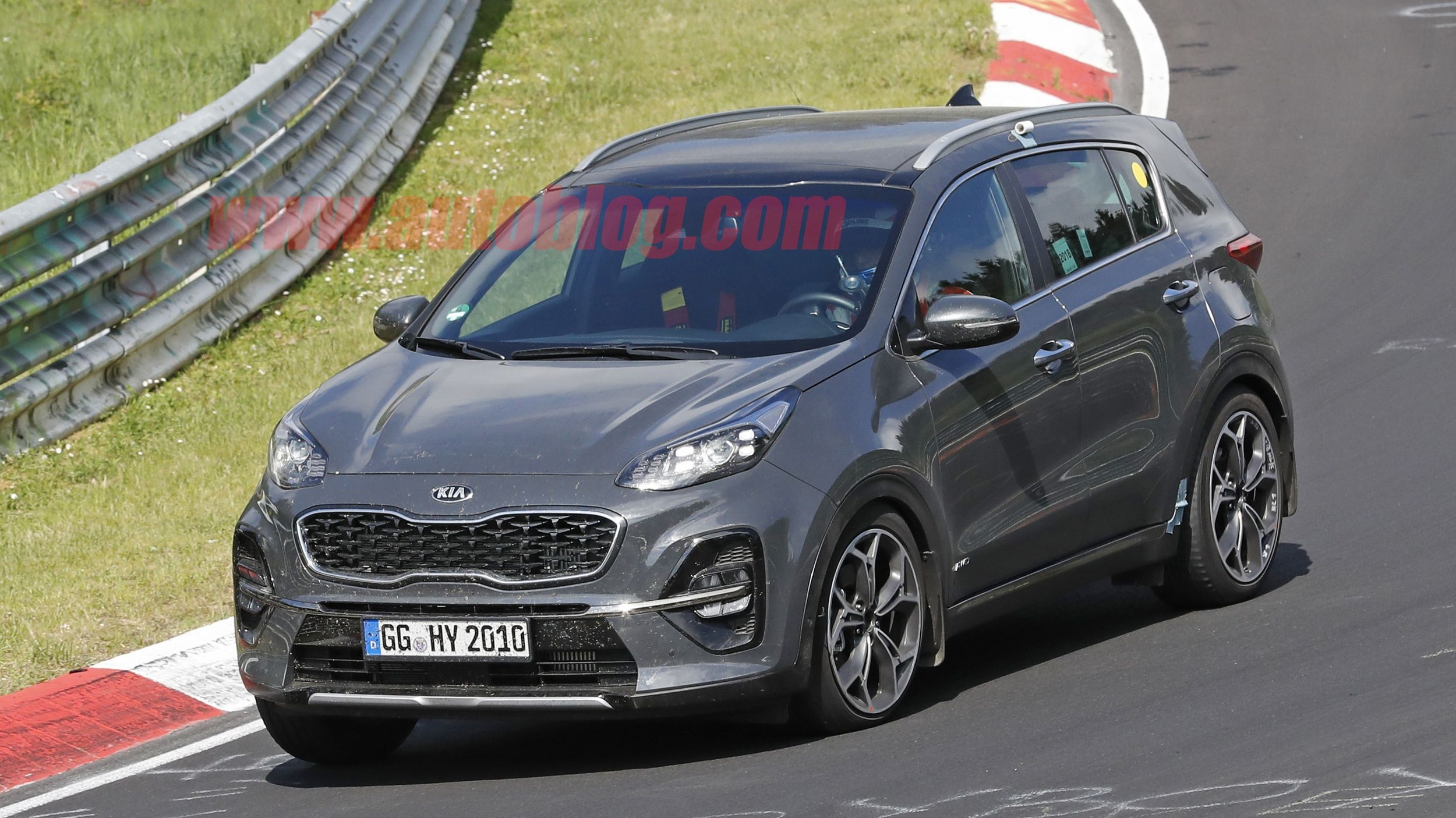 79 All New 2020 Kia Sportage Review Picture