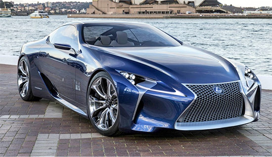 79 All New 2020 Lexus LF LC Photos