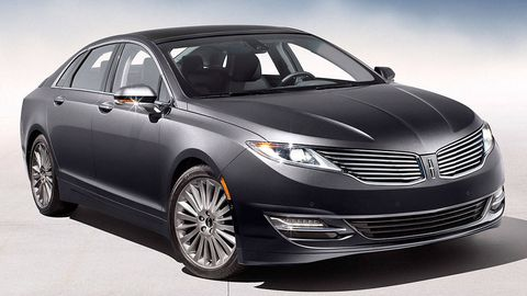 79 All New 2020 Spy Shots Lincoln Mkz Sedan Configurations